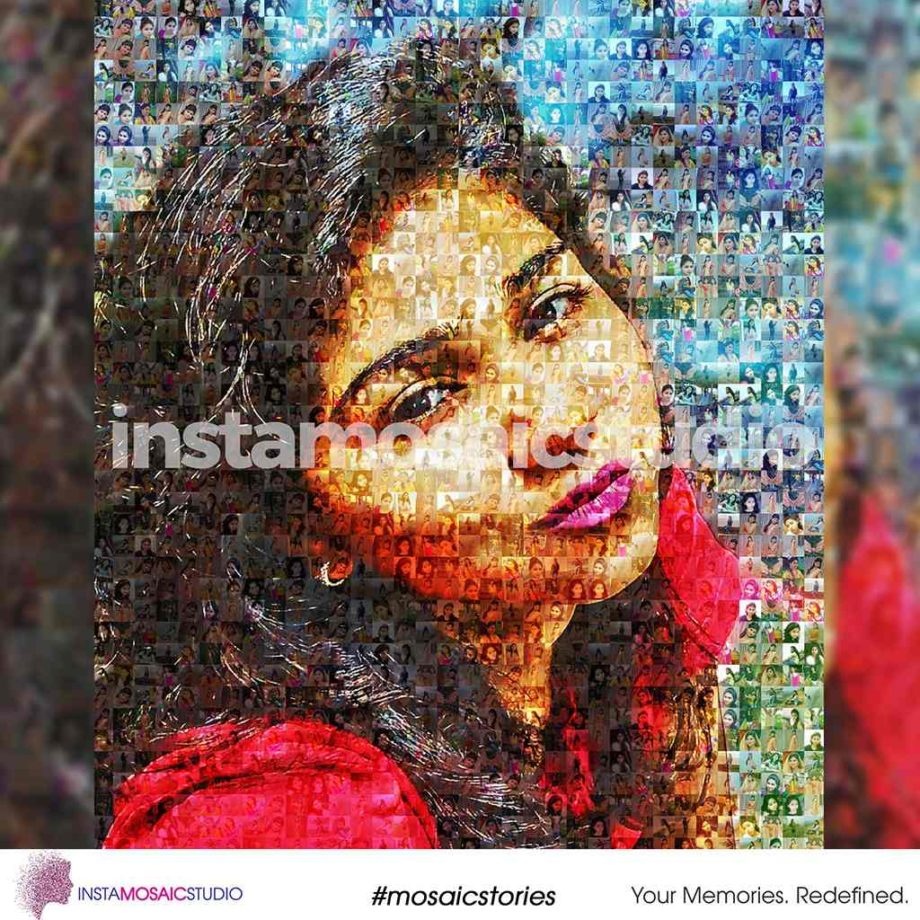 Personalized Mosaic Poster For Gifting,